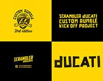 SCRAMBLER DUCATI / branded contents