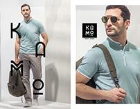 Kamo | casual fashion brand for men
