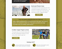 Email Marketing - Newsletter Design