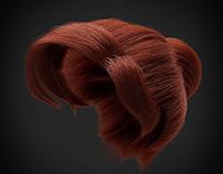 Anastasia Hair