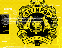 Design WebSite - Skinpop® -