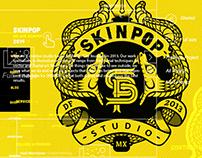 Design WebSite - Skinpop® -