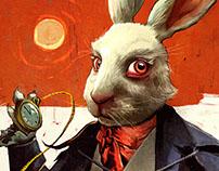 Alice in Wonderland 2016 Calendar and Notebook