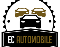 Logo Design - EC Automobile Aachen