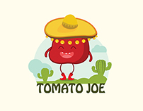 TOMATO JOE / web / restaurant