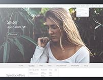 Fashion clothes site