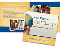 Real People Real Change Brochure