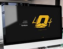 Sporabi 404 Page Design