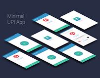 Minimal Payment App