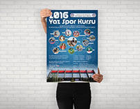Ankara Üniversitesi 2016 YSK Afişi