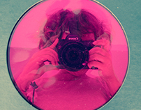 Autoportrait en rose