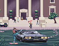 Nerdy Terdy Gang — Fighter Series