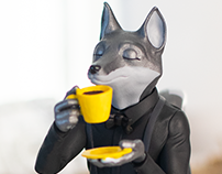Foxpresso: Silver Fox Edition