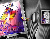 Art Theft & The Black Market - BLOOMBERG