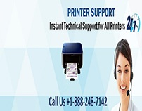 HP Printer Support 1-888-248-7142 Phone Number