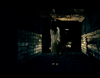 Horror Place / Animation Project by Damla Topcu