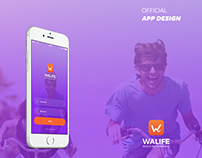 WALIFE app- work & life community