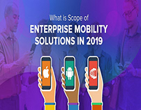 What Is Scope of Enterprise Mobility Solutions in 2019
