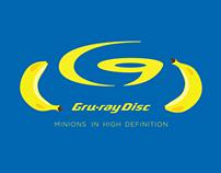 Gru-ray Disc
