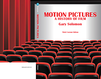 MOTION PICTURES -Cover Spread Design