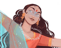İndian girl 5