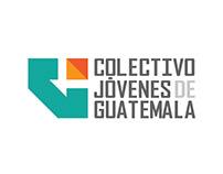 Rediseño de logo para Colectivo Jóvenes de Guatemala