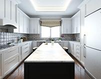 Kitchen & Dressing Design