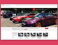 LF Cars - Full Web Design & Development Package