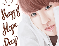 #HappyHopeDay Fanart