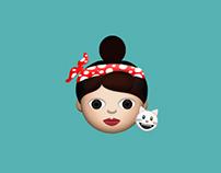 Serdesin'den Ünlü Emojiler