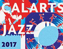 CALARTS JAZZ ALBUM COVER