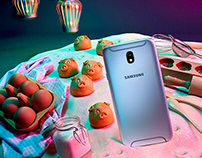 Enjoy your unique Moon Festival with Galaxy J7 Pro