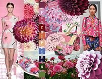 Floral Textile Prints