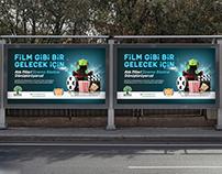 Şehitkamil Belediyesi- Sanko Park Billboard Tasarımı