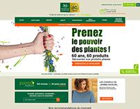 Mességué website 2017