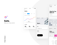 Suite — Product Design.