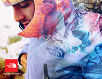 Northface social media designs