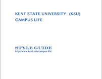 Style Guide | Kent State University