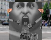 Poster design - Unconscious selection?