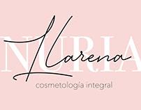 Nuria Llarena - Logo Design and Social Media