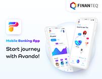 Avando - mobile banking