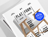 PLAT | FORM Magazine / Design Catalog