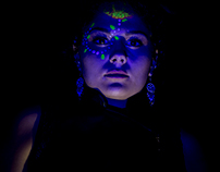 Light Graffiti with Cierra Potts Portraits 2015