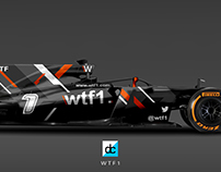2018 Formula 1 Liveries for online Blogs.