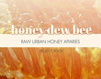 Honey Dew Bee Company Project Book