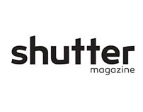 Shutter Magazine // Rebrand 2015