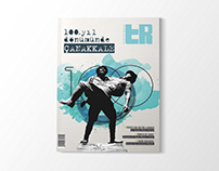 TR Dergi - Layout tasarımı