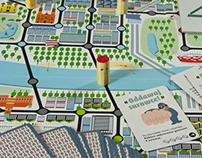 Bridges over the Vistula – boardgame