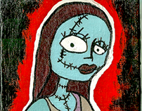 Sally Mini Canvas