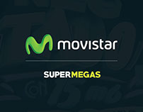 MOVISTAR / SUPERMEGAS